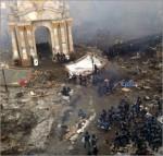 Кровавое противостояние в Украине. Хроника 19 февраля. ПРЯМАЯ транспляция