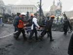 В киевской больнице умер сотый пострадавший на Майдане