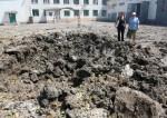 Террористы загнали жителей Горловки в подвалы. ФОТО