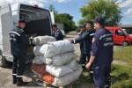 Власти отчитались об объеме гуманитарной помощи Донбассу