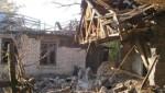 Кировское бомбят уже несколько дней, в городе почти не осталось целых домов (ФОТО)