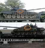 Оприлюднено докази російського походження танків, які рухаються під Донецьком