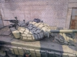 В сети появились фото танковой базы террористов «Оплота» в Донецке
